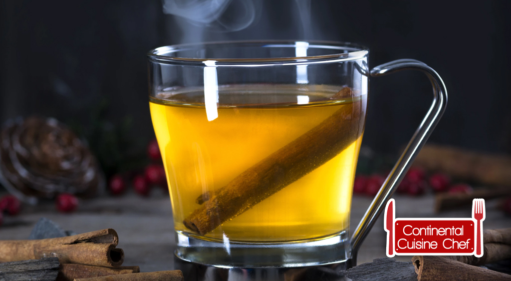 Fireball Hot Toddies are perfect for Colds