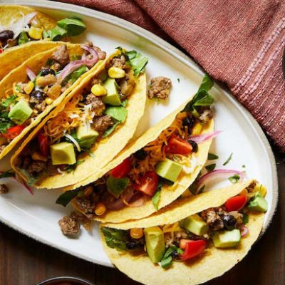Flacos Tacos are here for Best Servings