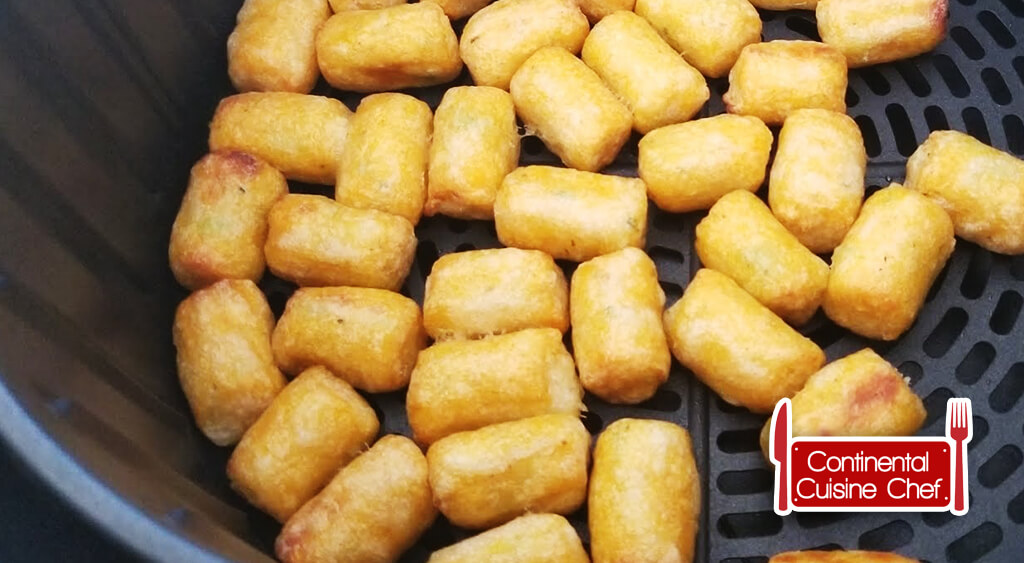 Air Fryer Tater Tots are Easy Homemade Delight!