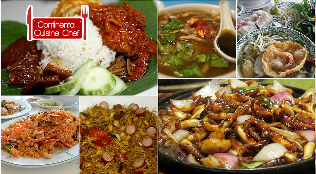 food south east asia