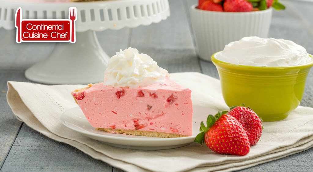 How to Make a Strawberry Milkshake Pie!