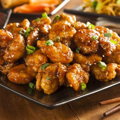 chinese ginger chicken recipe