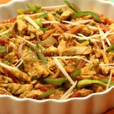 PAKISTANI CHICKEN JALFREZI RECIPE