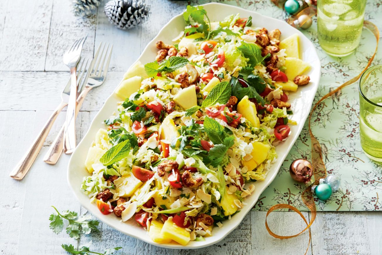 CHICKEN PINEAPPLE SALAD RECIPE