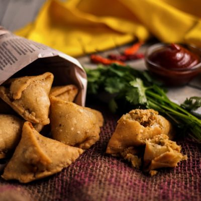 chicken samosa recipe