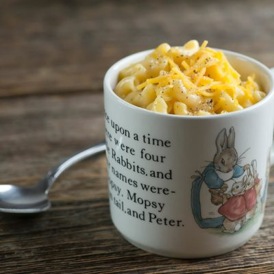MUG MAC 'N' CHEESE