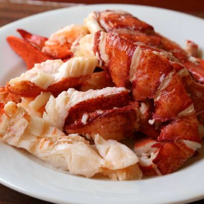 Lobster Rice Recipe